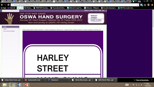 Harley Street Hand Clinic
