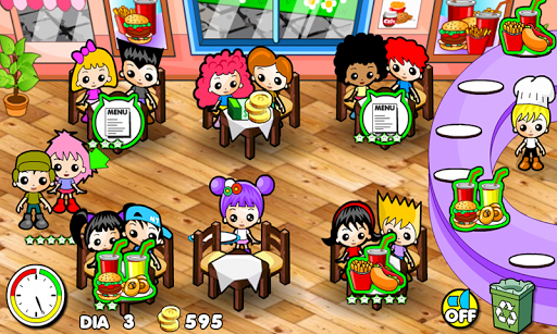 有趣的餐廳