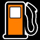 calculadora de combustible icon