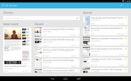 URL Shortener Screenshot 12