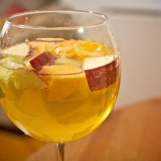 Cider Sangria.