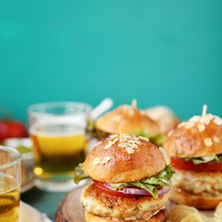 Seafood Sliders