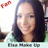 Elsa Make Up - fan