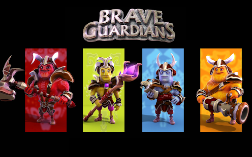 Brave Guardians v1.0.1 [Mod Money]