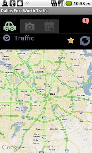 Dallas Fort Worth Traffic- screenshot thumbnail