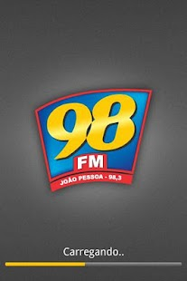 Rádio 98 FM Correio SAT- screenshot thumbnail