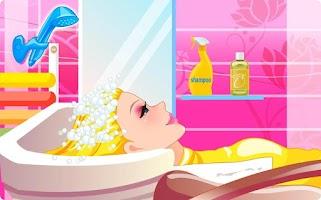 Screenshot of Hairdresser Challenge Games