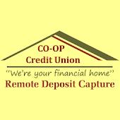 Co-op CU Remote Deposit
