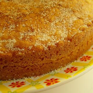 Santa Clara Black Cake