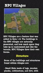 MineCanary Minecraft Guide Screenshot