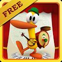 Talking Pato Free icon