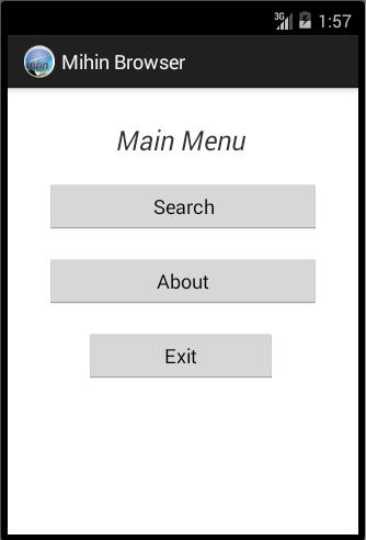 Mihin Browser