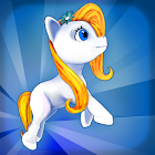 My Pony Dress Up - Game For Kids icon