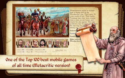 King of Dragon Pass Screenshot 11