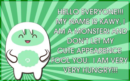 Monster Words