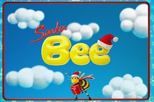 Screenshot of Santa Bee