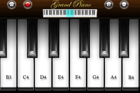 【免費音樂App】Real Piano 3D-APP點子