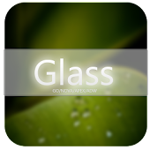 Glass Multi-Launcher Theme