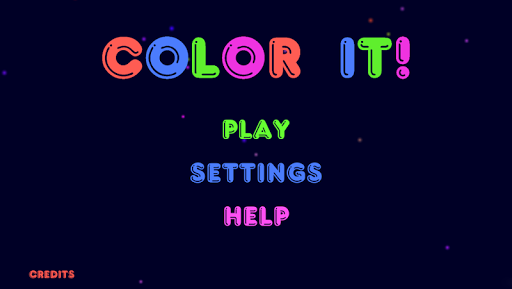 Color It The Puzzle Game FREE