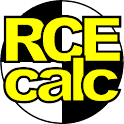 RCECalc logo