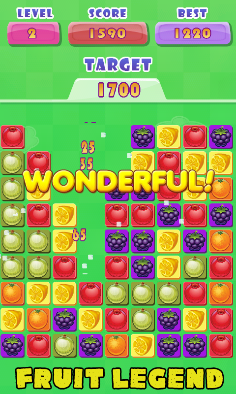 Fruit Legend - screenshot