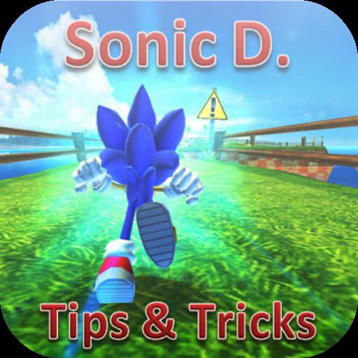 Sonic D Tips and Tricks LOGO-APP點子