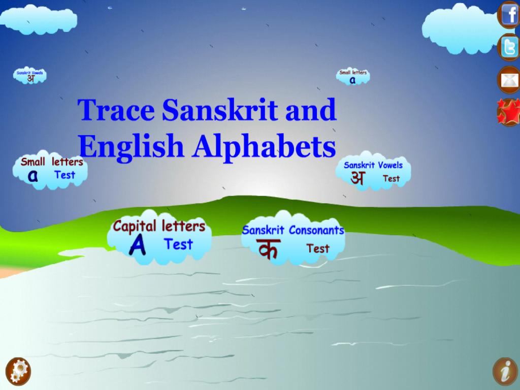 Trace Sanskrit Alphabets Android Apps on Google Play – Sanskrit Alphabet Chart