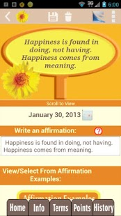 Happy Habits: Choose Happiness - screenshot thumbnail