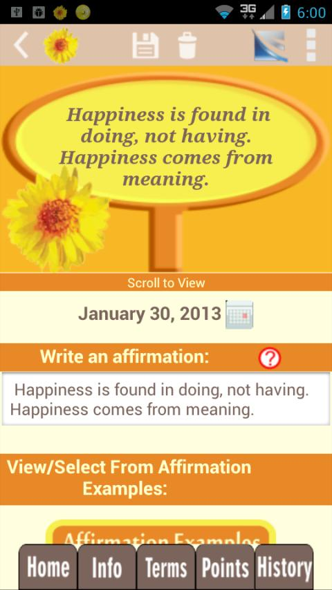 Happy Habits: Choose Happiness- screenshot