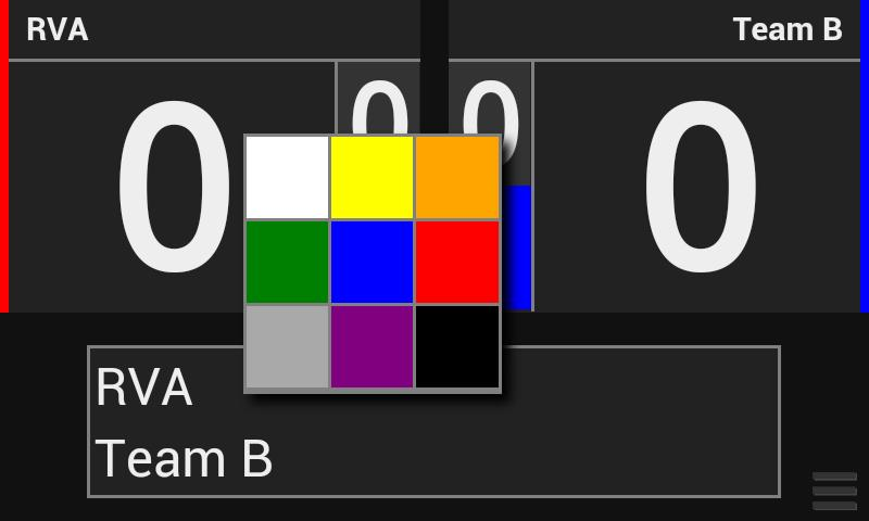 Volleyball Score- screenshot
