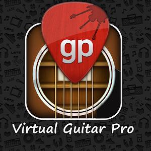 Virtual Guitar Pro Full 音樂 App LOGO-APP試玩