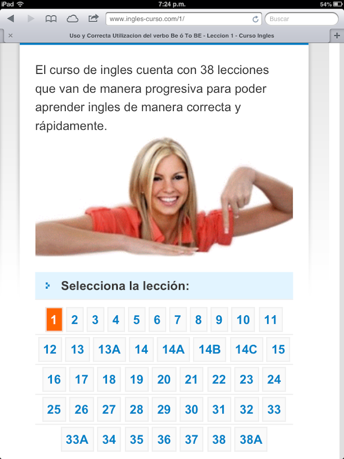 Curso de Ingles Gratis! - screenshot