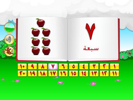 الأرقام العربية