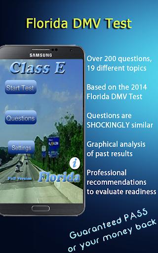 Florida DMV Test Pro 2015