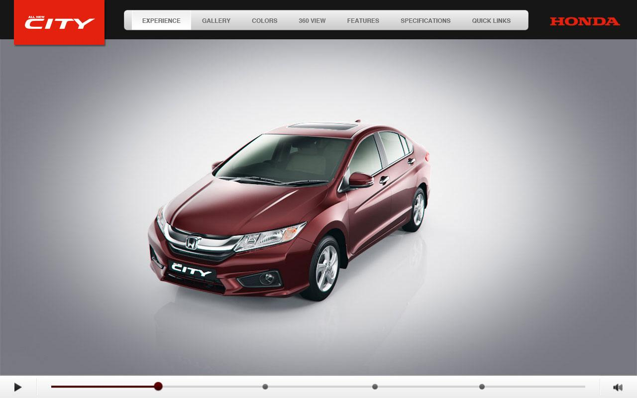 Honda City - screenshot