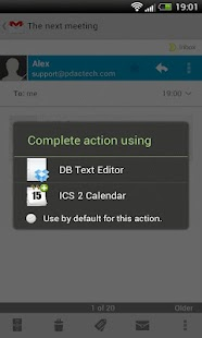 ICS 2 Calendar - screenshot thumbnail