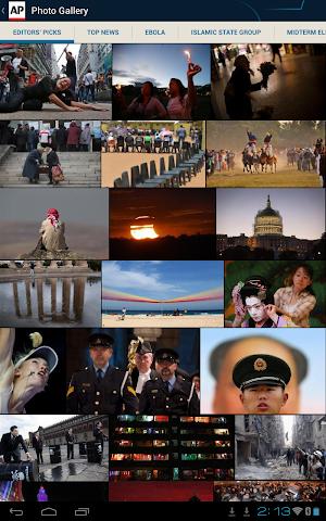 Screenshots for AP Mobile