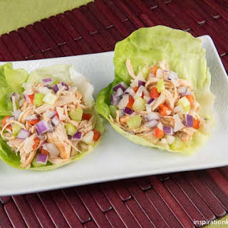 Chicken Vegetable Wrap Recipes.