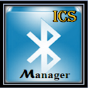 Bluetooth Manager ICS logo