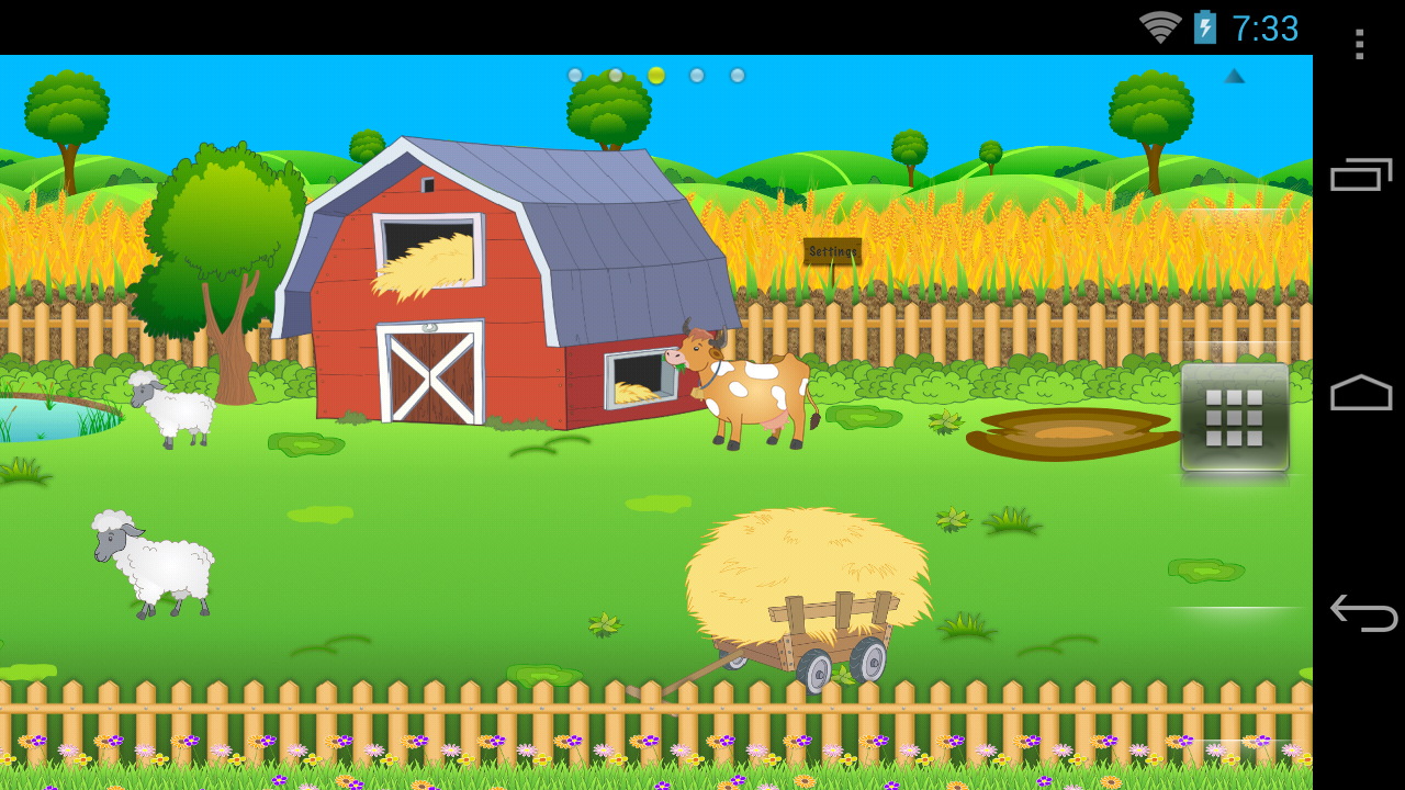 Funny Farm Free - screenshot