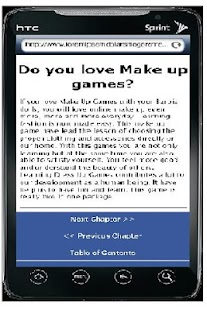 Make Up Games - screenshot thumbnail