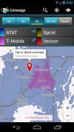 CellMaps Mobile Coverage Screenshot 6