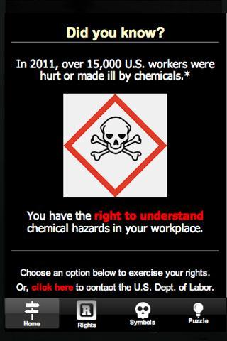 HazCom: Worker Rights