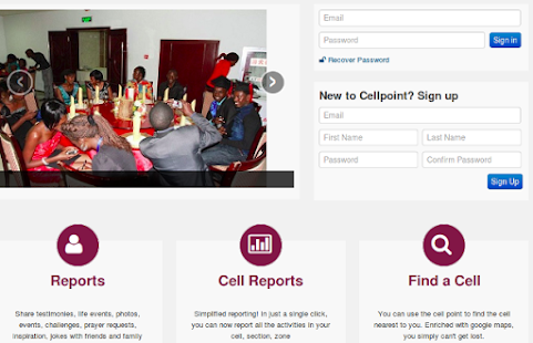 CELLPOINT- screenshot thumbnail