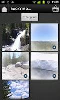 Screenshot of LifePics: View & Order Photos