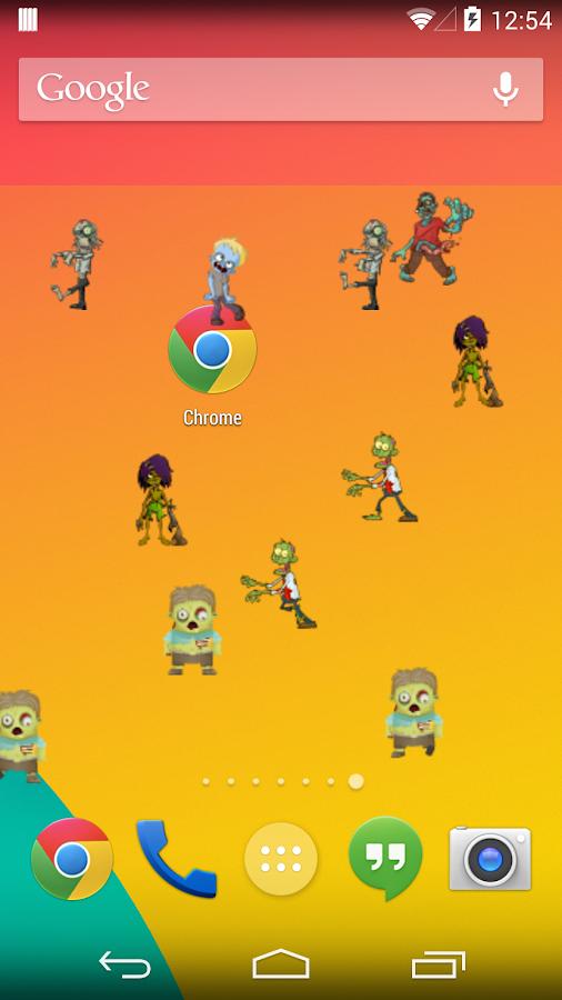 Zombie Scare Prank- screenshot