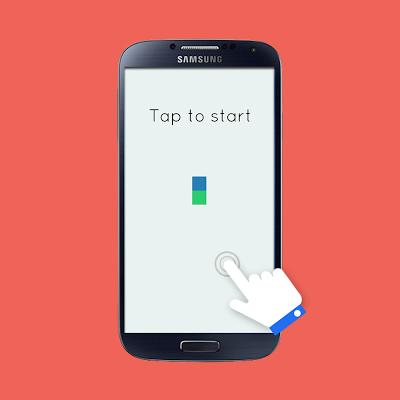 Two Cubes - Tap Tap - screenshot