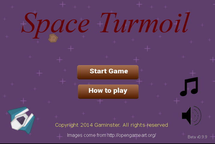 Space Turmoil- screenshot