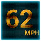 GPS LED Speedometer icon