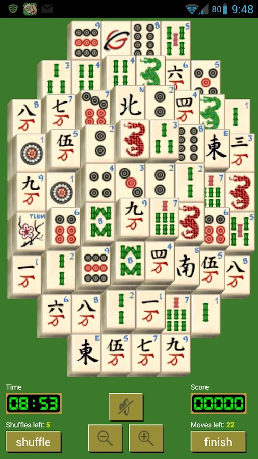 Solitaire Mahjong Online- screenshot